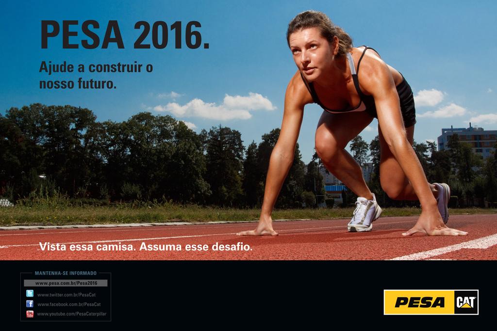 Cartaz Pesa 2016