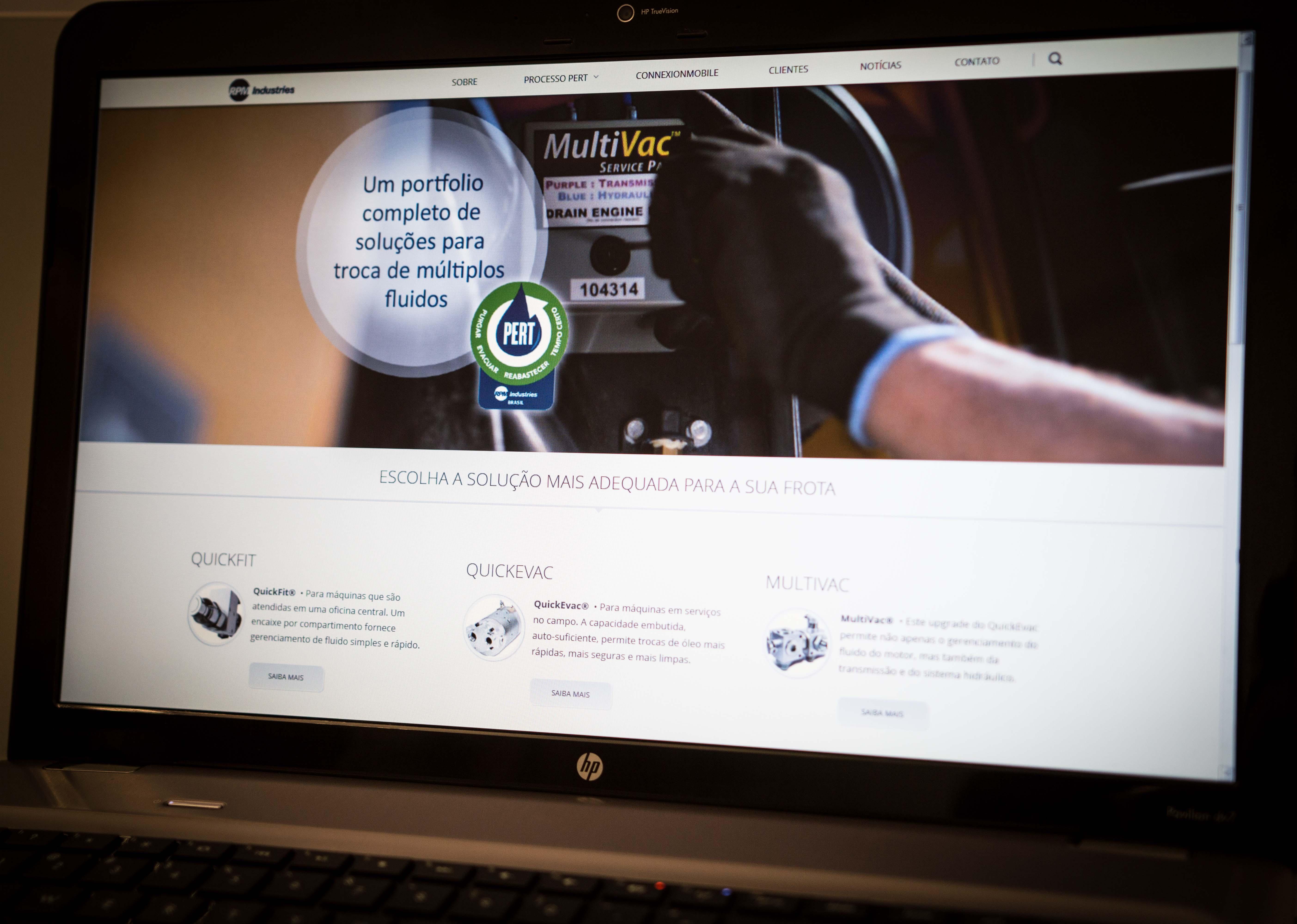 Website RPM Industries