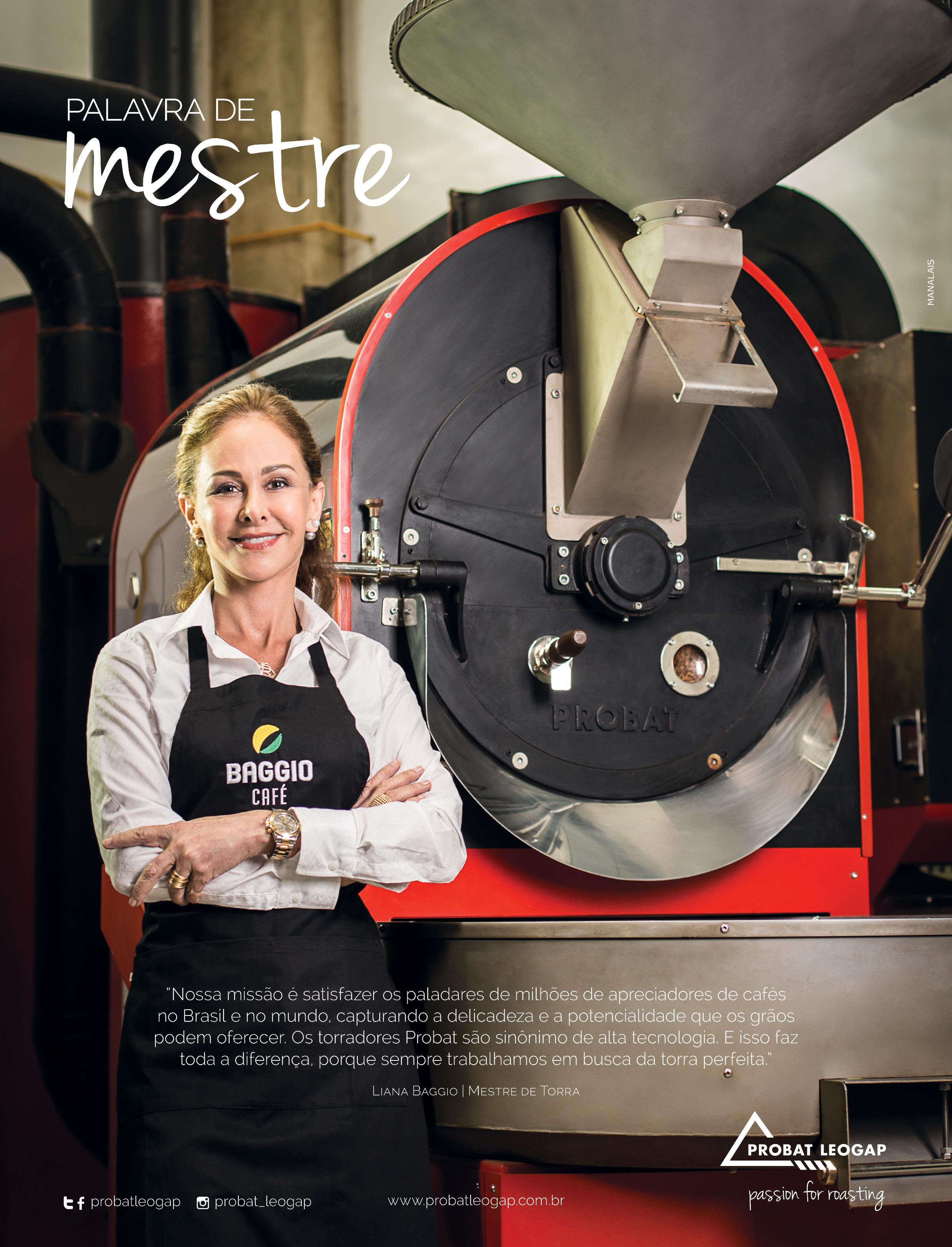 Palavra de Mestre - Baggio Cafés