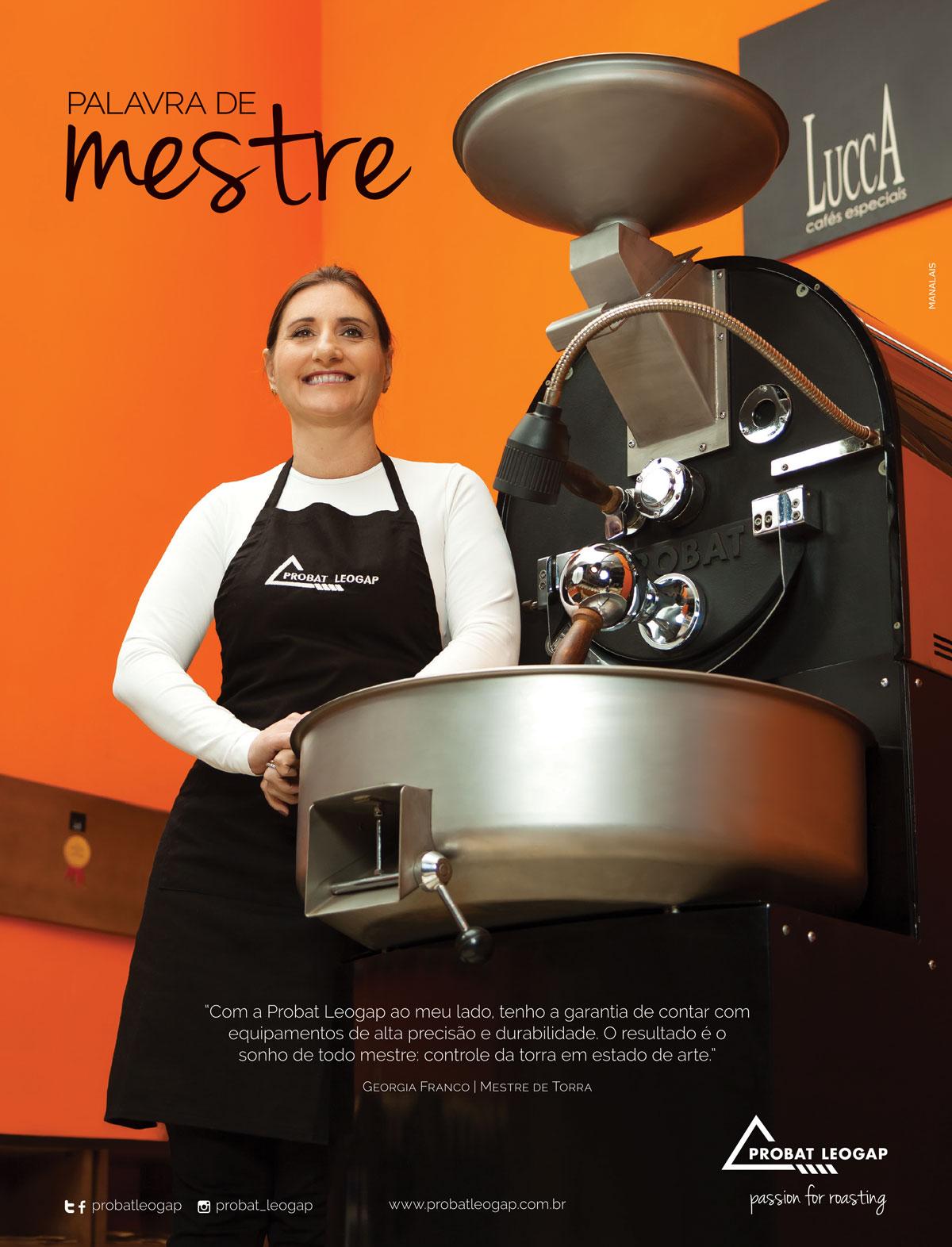Palavra de Mestre - Lucca Cafe